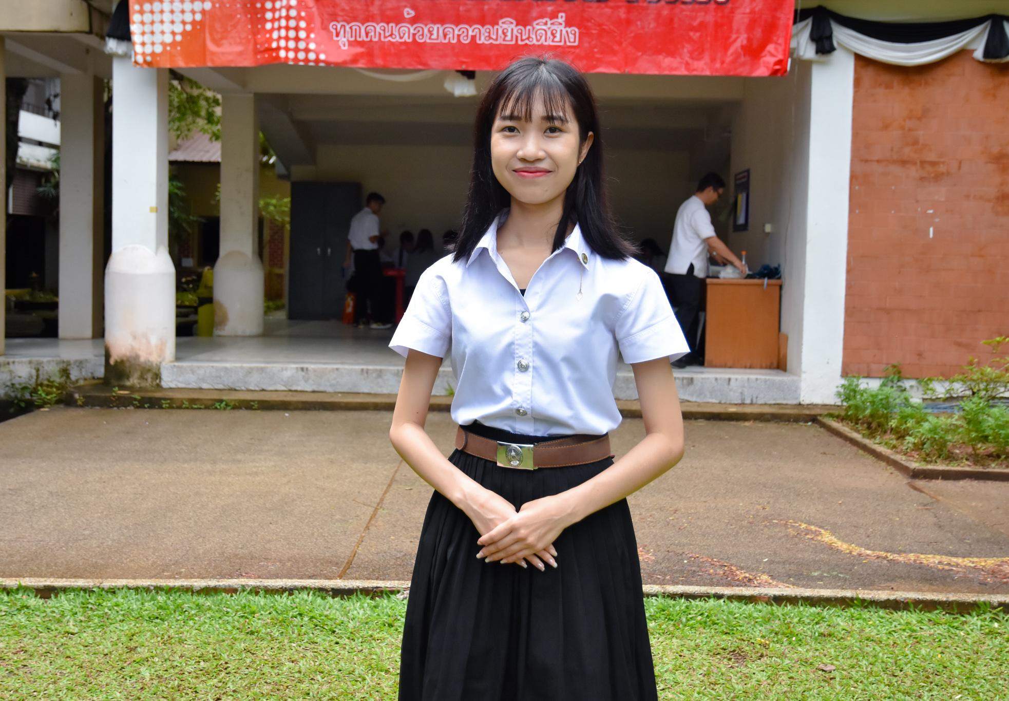 นางสาวเพ็ญทิพย์ เริ่มศรี คว้ารางวัลชมเชยในการเเข่งขันประกวดเรียงความภาษาเกาหลีระดับประเทศ ครั้งที่ 3
