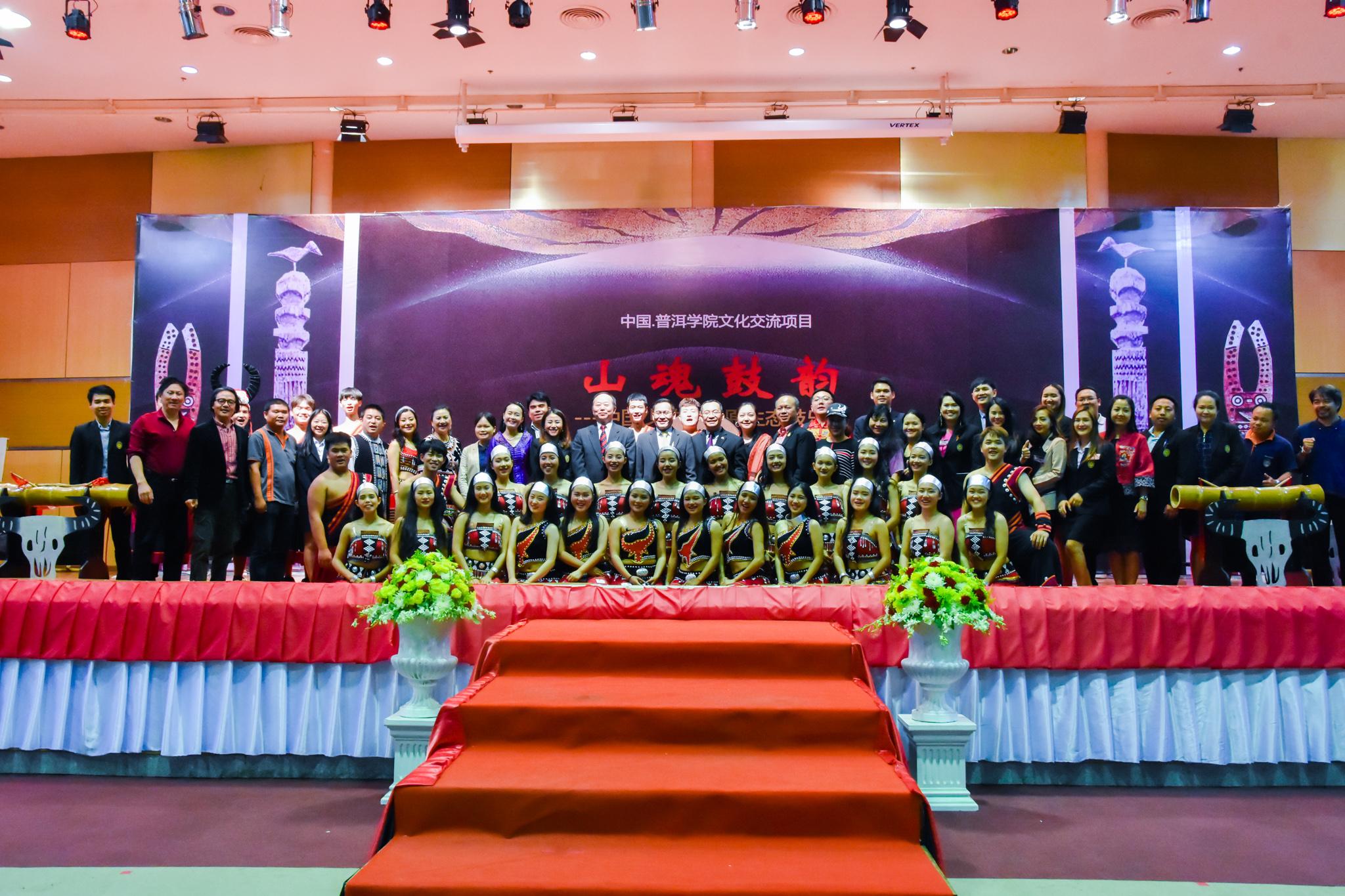การประกวดสุนทรพจน์ภาษาจีนและการแสดงความสามารถพิเศษด้านวัฒนธรรมจีนจากโรงเรียนประถมและมัธยมในเครือข่ายโครงการInternational Internship Program (IIP)